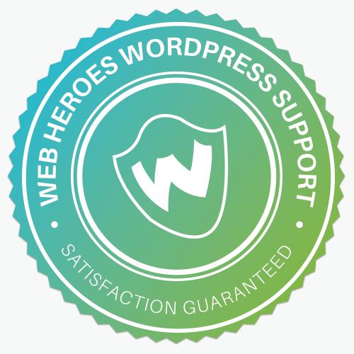 Web Heroes logo