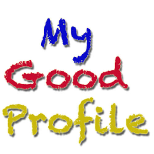 Ed Olimpio / My Good Profile logo